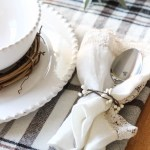 The Easiest Napkin Ring The Wood Grain Cottage