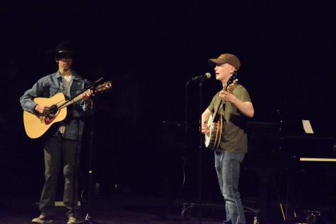 Hernandez and Stevens Win Woodgrove Idol