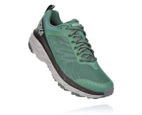Hoka One One Mens Challenger ATR 5 Myrtle Charcoal Grey Front