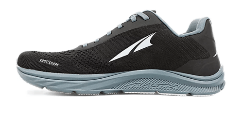 Altra mens Torin Plush 4.5 Steel Black