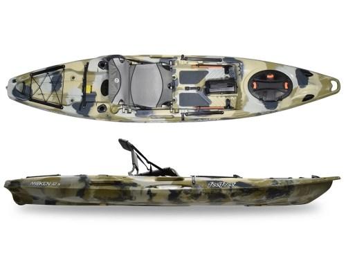 Feelfree Kayaks Moken 12.5 V2 Desert Camo