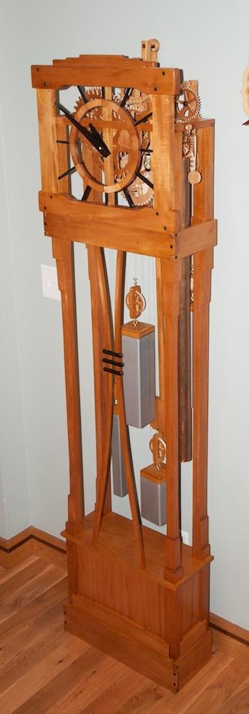 rick s grandfather clock