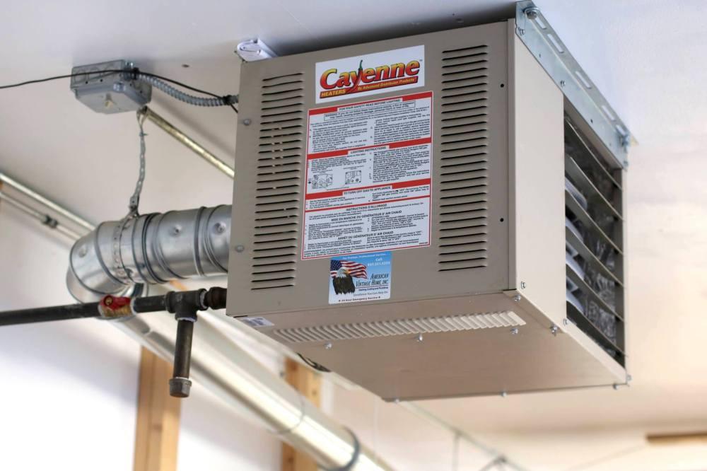 medium resolution of shop heating options gas