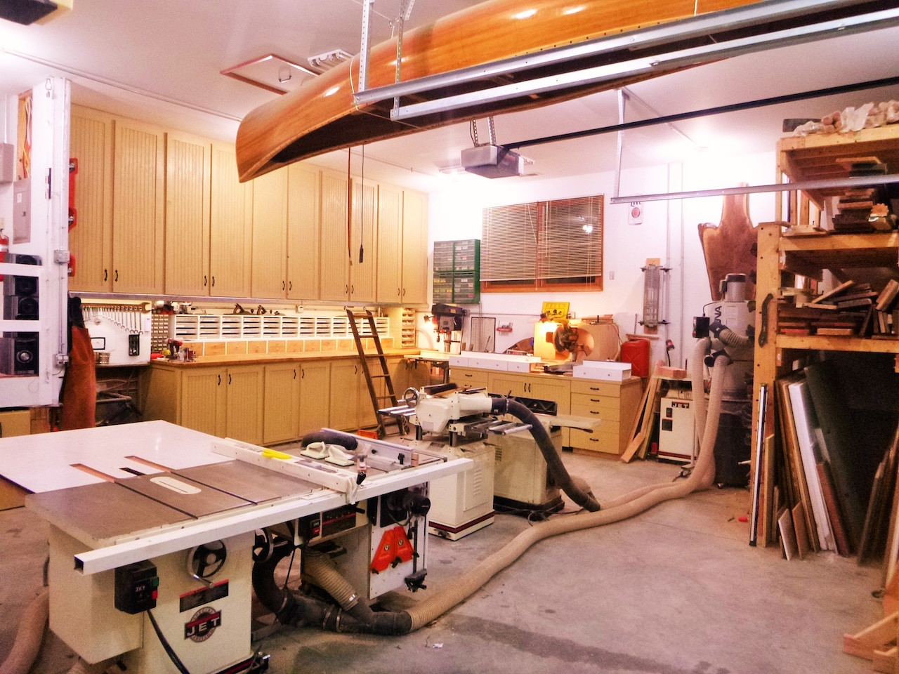 hight resolution of garrett s garage wood shop the wood whisperer wiring a subpanel in a woodworking shop