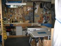 Jeff' Basement Workshop - Wood Whisperer
