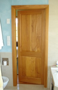 Home Entrance Door: Bathroom Doors