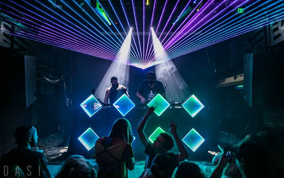 Identity Theft Events Brings BassLights Back to Baltimore!