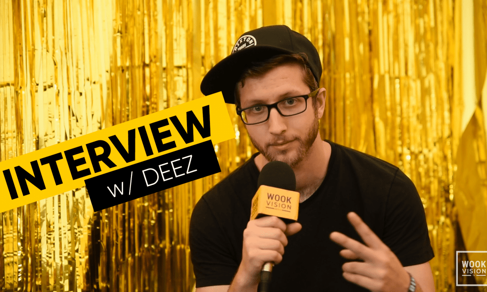 Deez Talks Music Festivals, Collaborating with Artists, and More in Exclusive Interview! [WATCH]
