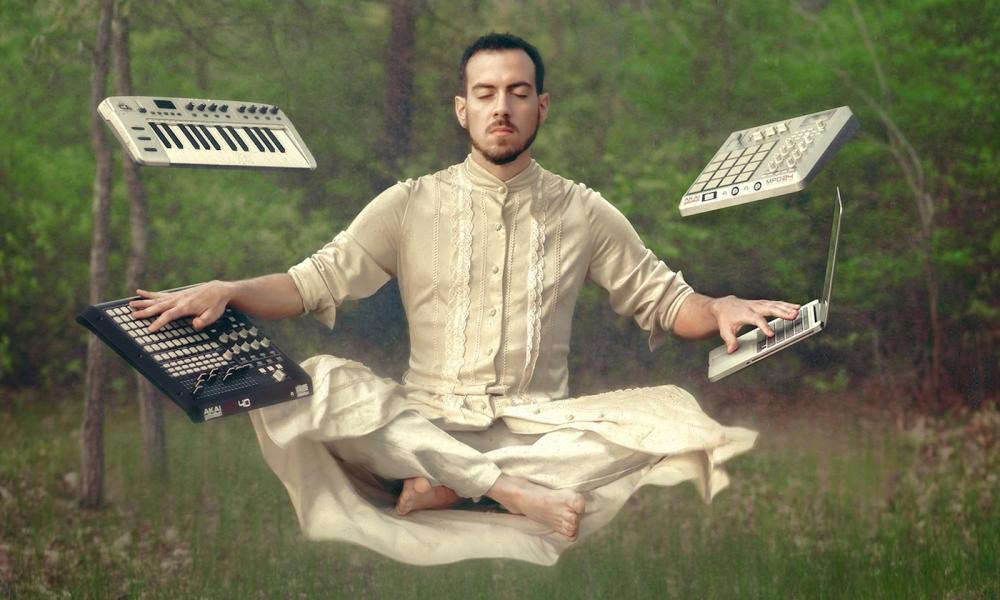 goldenSpiral releases new 'Cosmic Servant' EP! [LISTEN]