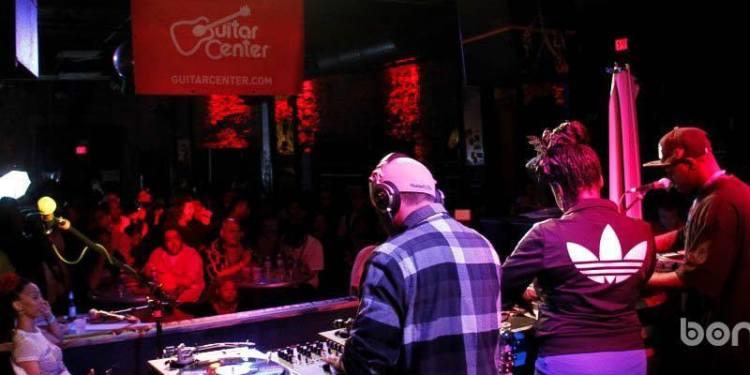 DJs FLIPFLOP vs RAZAH DJ COMPETITION