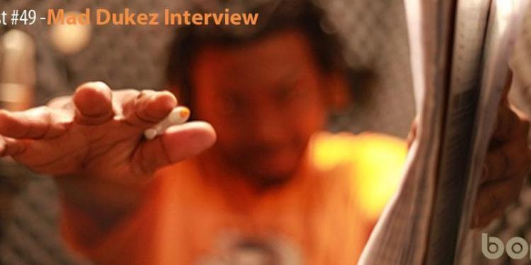 Mad Dukez interview, word is bond podcast