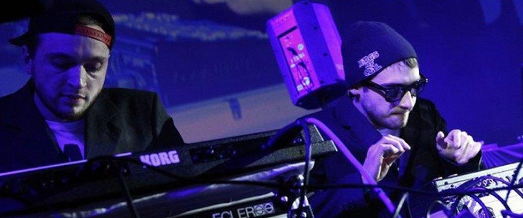 DJ Czarny & Tas - Passion, music, hip - hop  (Poland) • Word