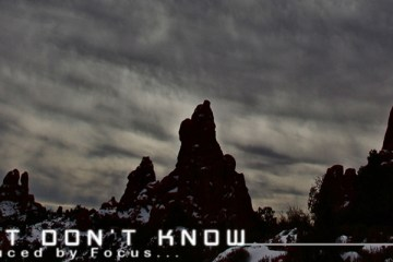 Focus - Just Don't Know