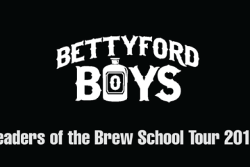 Leaders of the Brew School Tour 2013