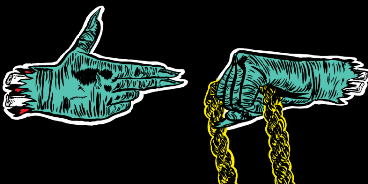 El-P Killer Mike Run The Jewels