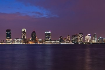 New_Jersey_Skyline_by_thewordisbond.com