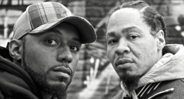 "Black Lion ""Survive"" Ft. Testament & Ray Robinson"