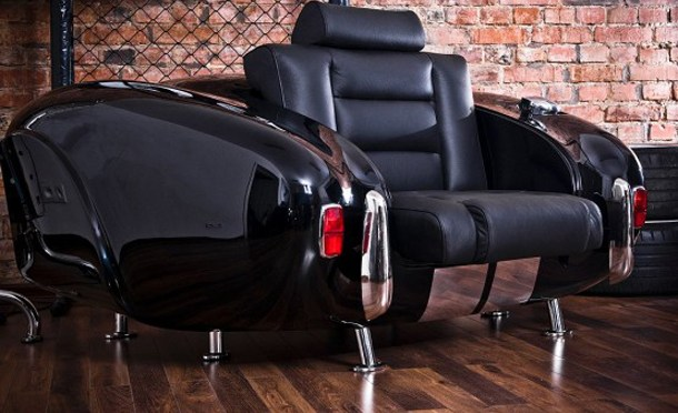 Automotive Inspired Furniture