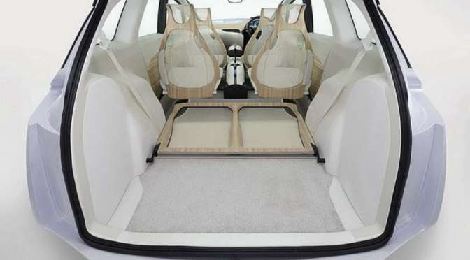 Honda Skydeck Concept Minivan