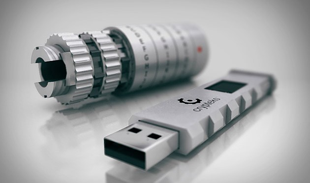 The All-New Crypteks USB Drive