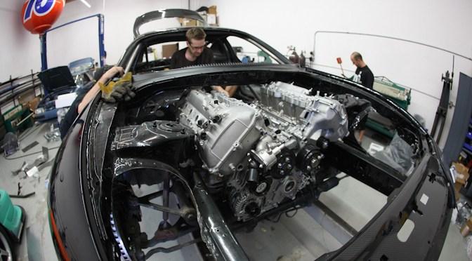 Chris Rado's 2500 Horsepower Toyota Supra