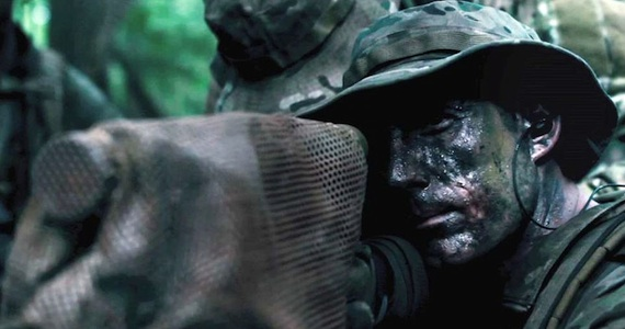 Act of Valor – Military action movie using real Navy Seals