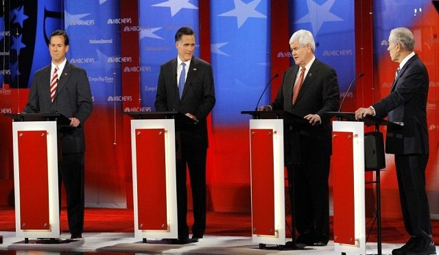 Bad Lip Reading on the 2012 Republican Race