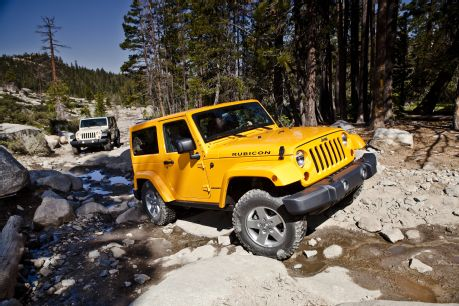 2012 Jeep JK Wrangler – New Pentastar engine review