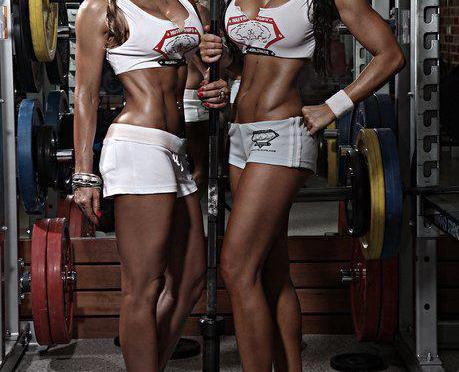Some more fit girls.
