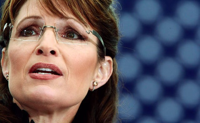 Googling 'secret sex' for an appropriate image came up with this picture of Sarah Palin, who supposedly fired someone for 'checking her out'. Sounds like a bit of a cunt to me, but let's face it' you probably would, wouldn't you?