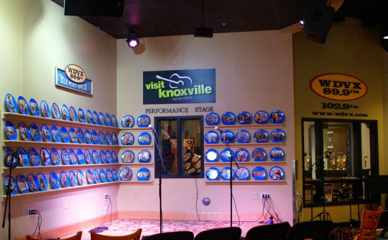 WDVX Blue Plate Special | Knoxville, Tennessee