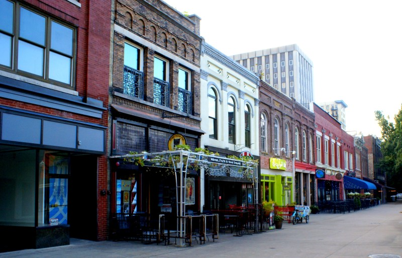 Market Square | Downtown Knoxville, Tennessee