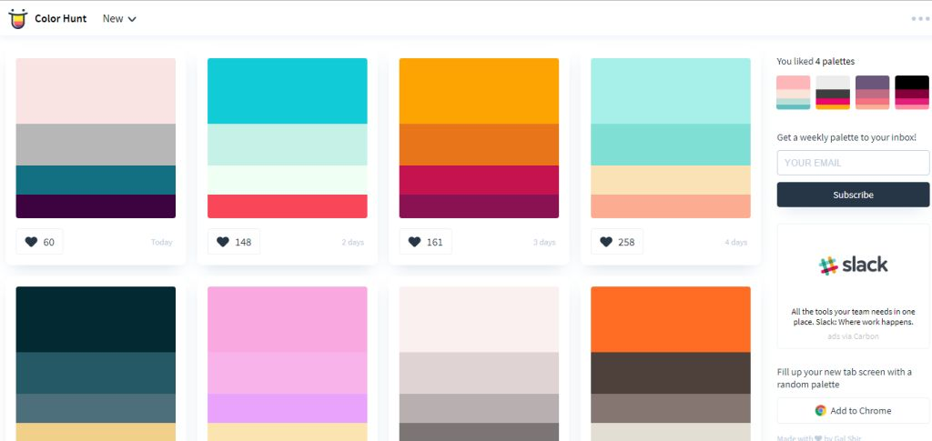 3 Easy Ways to Create a Stunning Brand Colour Scheme • The