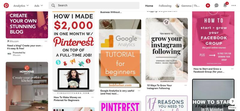 How to use Pinterest for Business. This guide for newbies introduces the basics of how Pinterest can be used to market your business for free. Pinterest is such an amazing tool for small business to attract customers. See how to set up your own Pinterest Business Account or convert your personal account into a business one.
