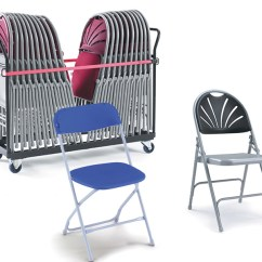 Folding Chair Uk Swivel Done Deal Buy By Fold Storage Trolley Free Delivery