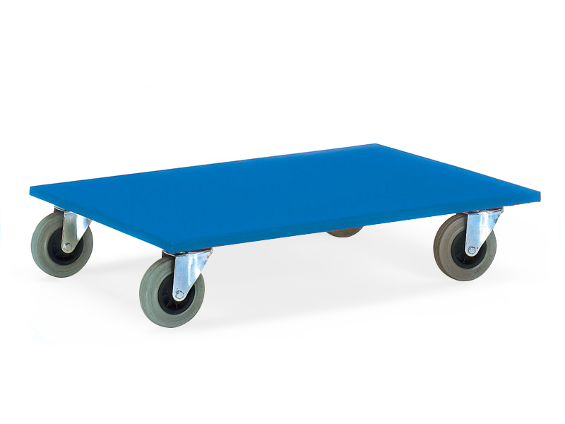 Buy Furniture Dolly 125mm Polyamide Free Delivery