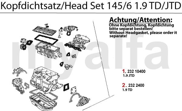 Download Alfa Romeo 145 146 Maintenance Repair Service