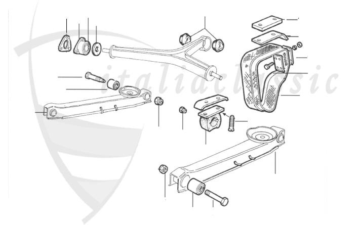 Alfa Romeo Montreal 1977 Factory Service Repair Manual pdf