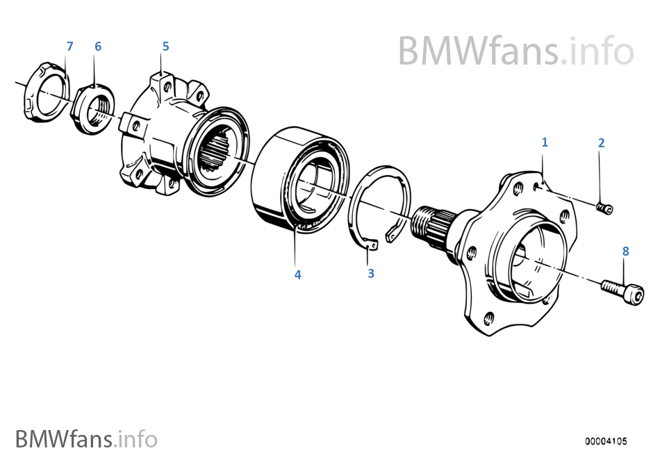Download BMW 5 Series E34 1989-1995 Factory Service Repair