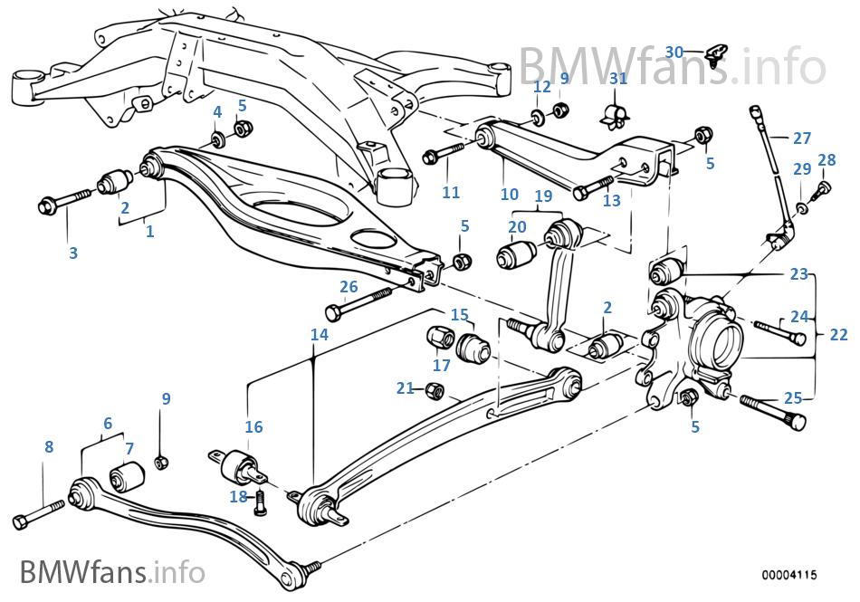 Download BMW E31 Series Service Repair Manual Download