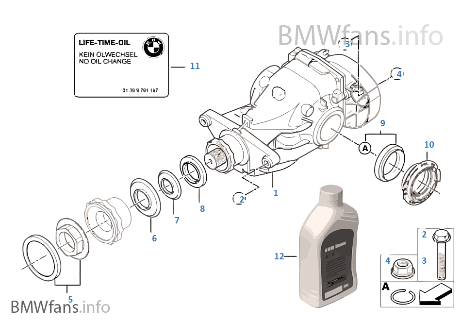 Download 2011 BMW X5 Series E70 Service and Repair Manual