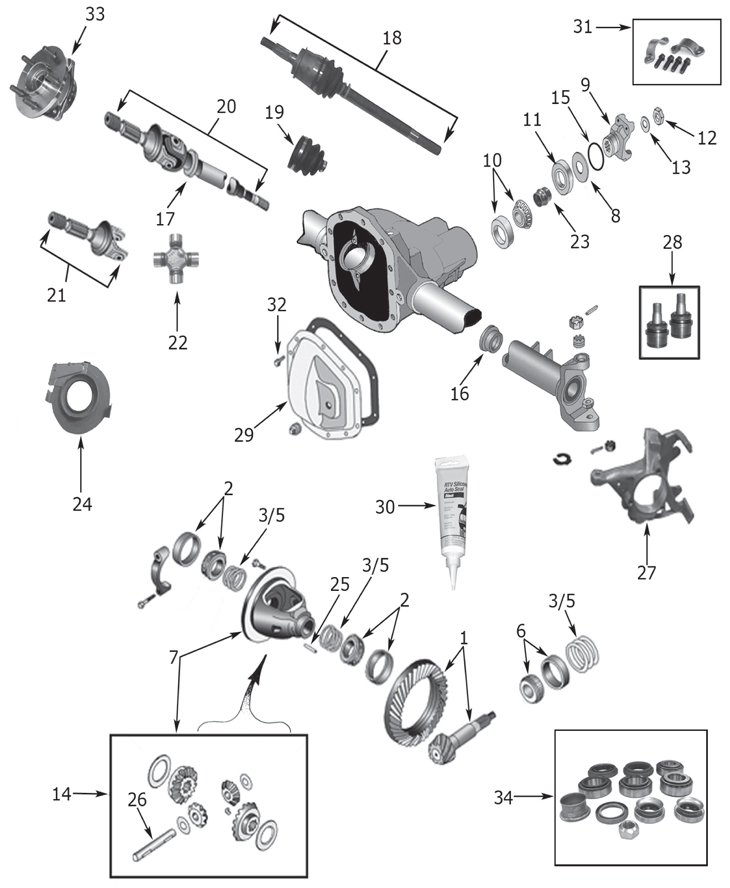 Download JEEP GRand CHEROKEE Workshop Repair Manual