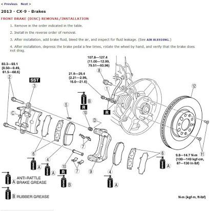 Download MAZDA B Series 1988-2006, Services, Repair Manual