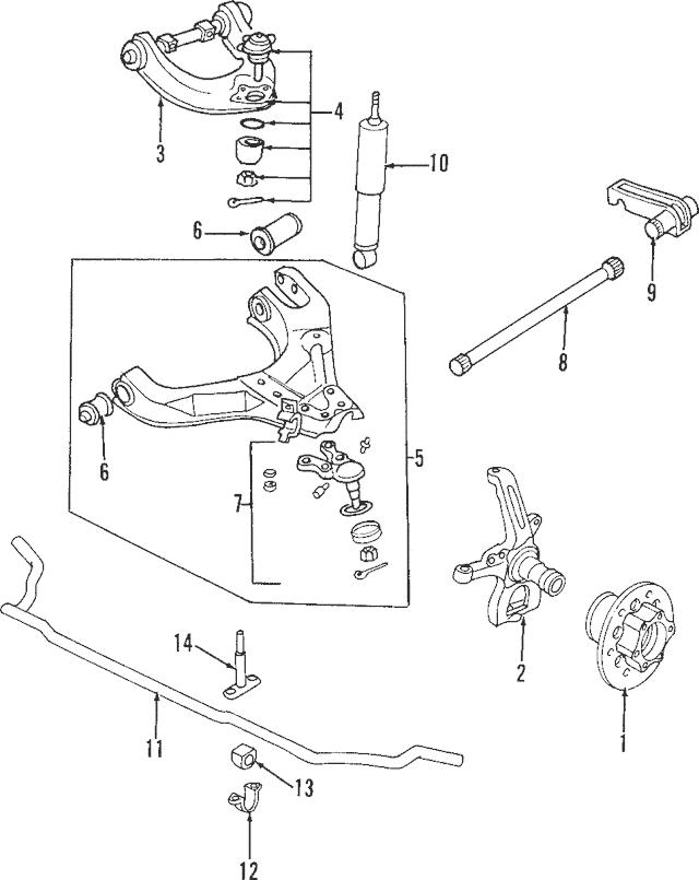 Download MITSUBISHI MONTERO Sport Service Repair Manual