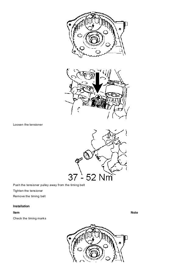 Download Mazda 626 F2 2.2i Service Manual