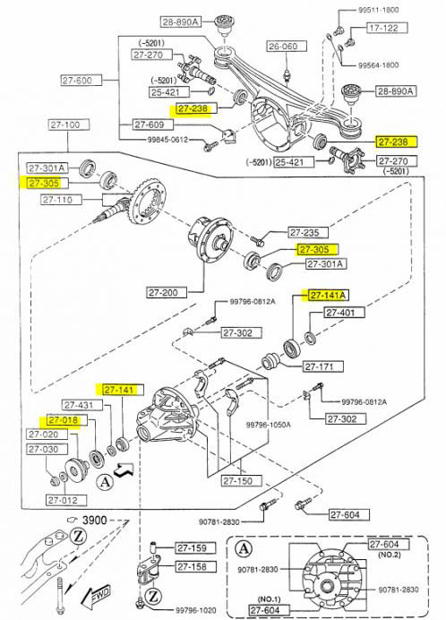Download Mazda Mx-5 Miata Service Repair Manual (german