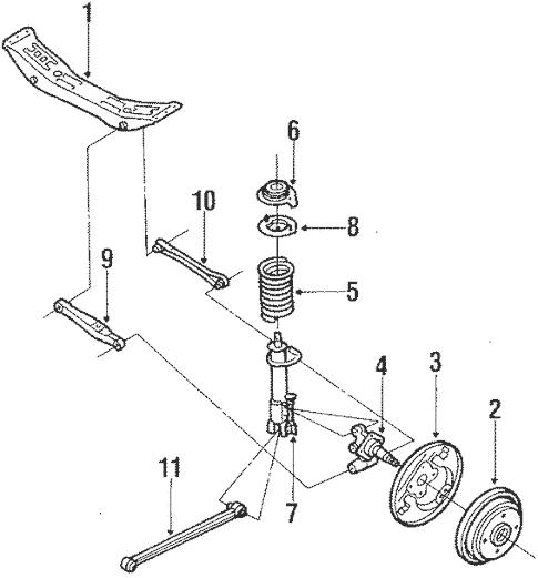 Download 1997 Mercury Tracer Service & Repair Manual