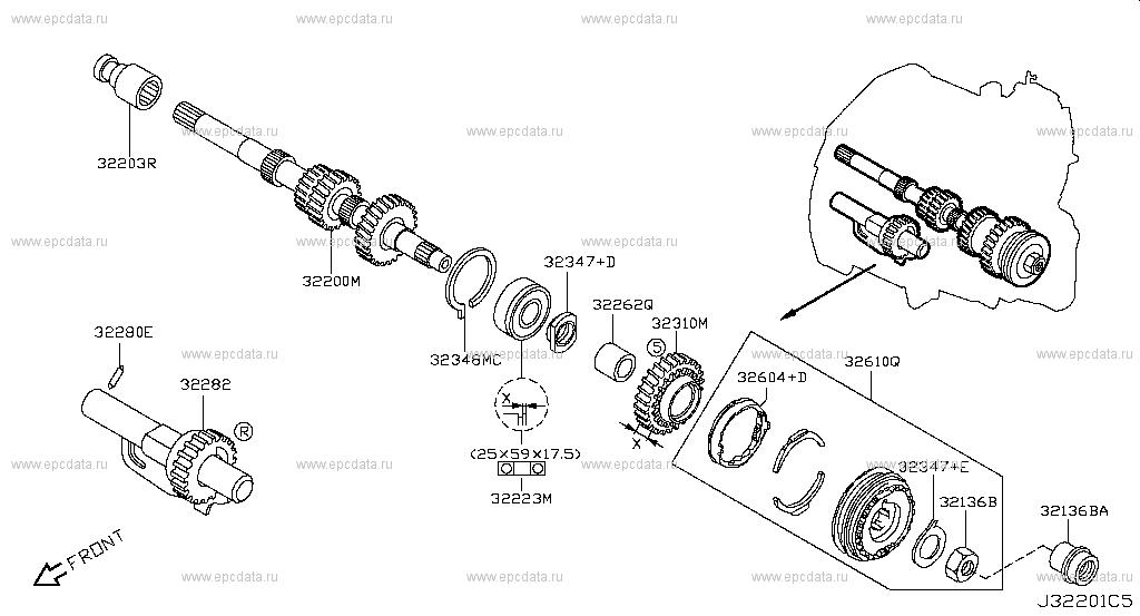 Download 2017 Nissan NV200 M20 Service Repair Manual