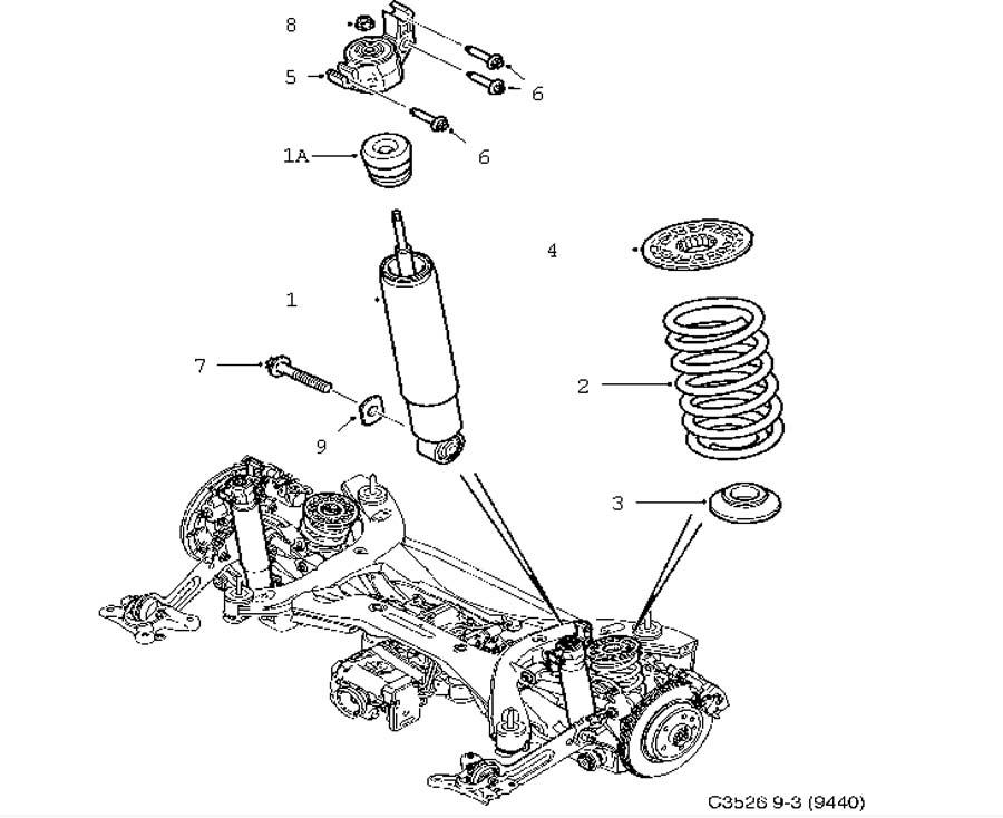 Download 2004 Saab 9-3 Service & Repair Manual Software