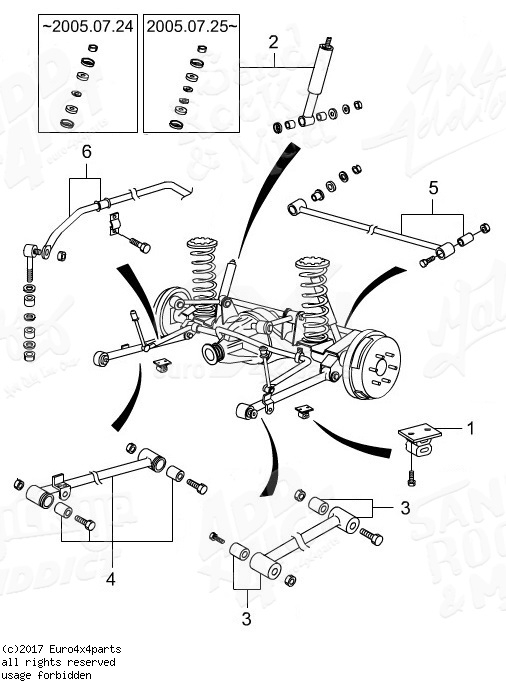 Download SsangYong Musso Service & Repair Manual 1993-2005